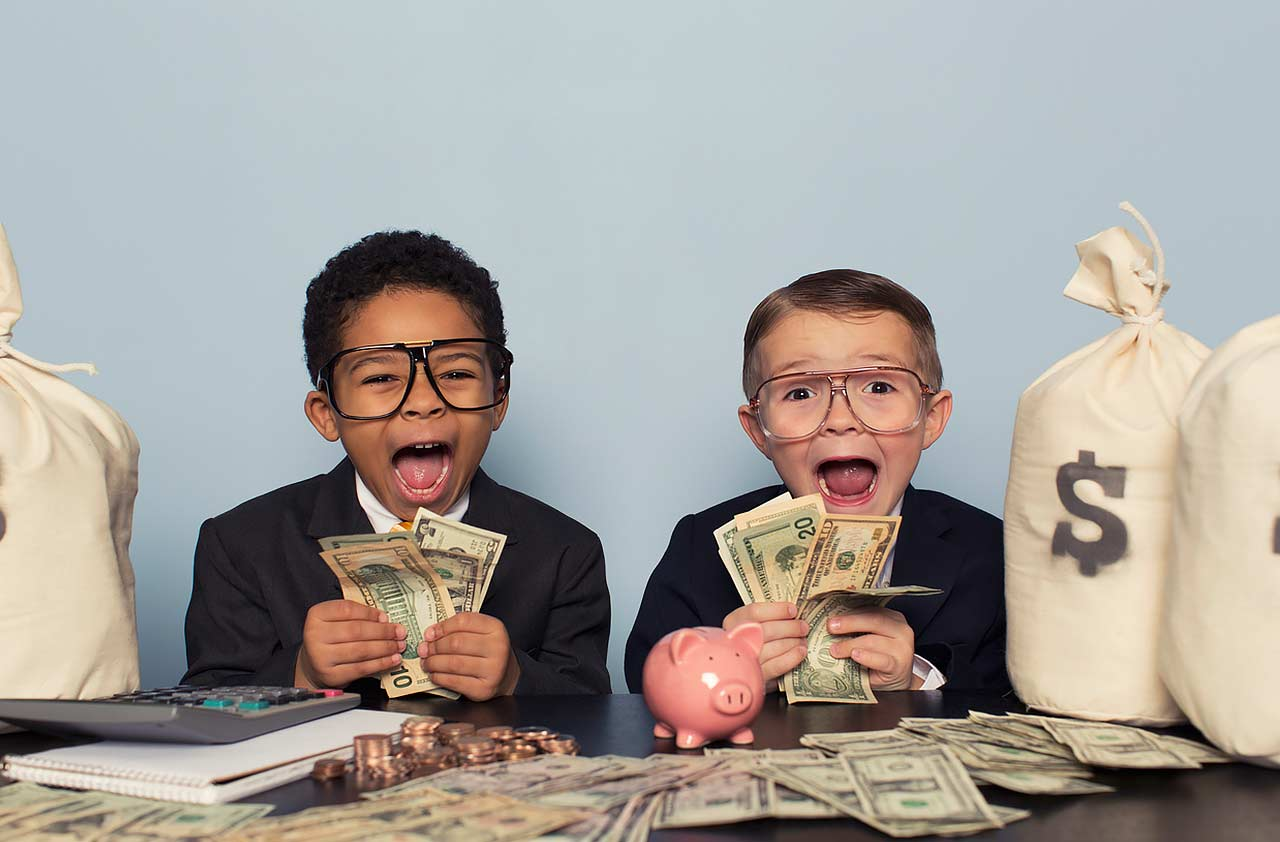 6 Smart Things to Teach Kids about Money